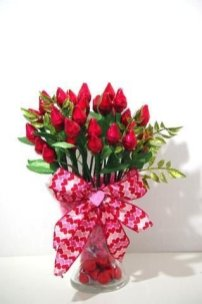 Awesome Flower Decoration Ideas For Valentines Day 22