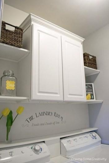 Best Small Laundry Room Design Ideas44