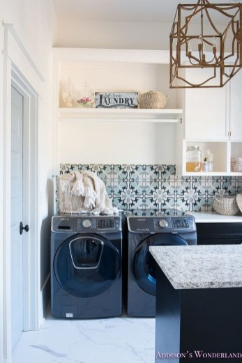 Best Small Laundry Room Design Ideas45