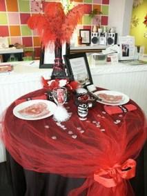 Cheap Valentine Table Decoration Ideas01