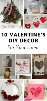 Elegant Diy Home Décor Ideas For Valentines Day07