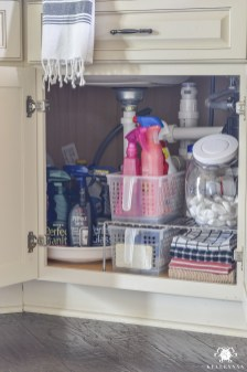 Elegant Kitchen Organization Ideas For Your Kitchen25