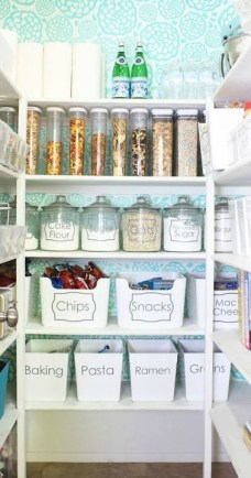 Elegant Kitchen Organization Ideas For Your Kitchen36