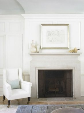 Fabulous Vintage Fireplace Design Ideas08
