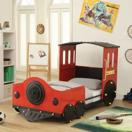 Gorgeous Diy Kids Car Bed Ideas16