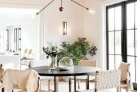 Impressive Mid Century Dining Room Design Ideas29