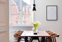 Impressive Mid Century Dining Room Design Ideas31