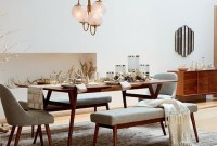 Impressive Mid Century Dining Room Design Ideas32