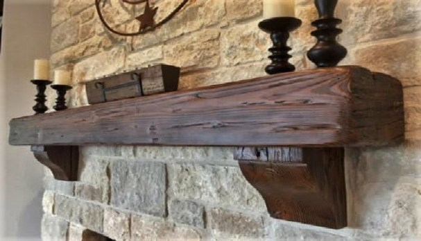 Incredible Halloween Fireplace Mantel Design Ideas08
