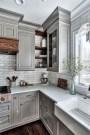 Magnificient Farmhouse Kitchen Design Ideas36