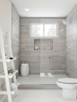 Minimalist Master Bathroom Remodel Ideas22
