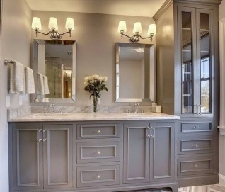 Minimalist Master Bathroom Remodel Ideas27