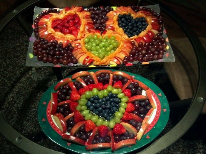 Popular Fruit Decoration Ideas For Valentines Day 41
