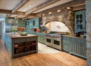 Pretty Farmhouse Kitchen Decoration Ideas36