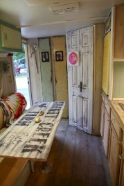 Smart Rv Hacks Table Remodel Ideas On A Budget16