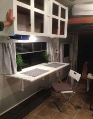 Smart Rv Hacks Table Remodel Ideas On A Budget21