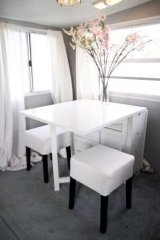 Smart Rv Hacks Table Remodel Ideas On A Budget23