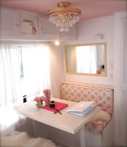 Smart Rv Hacks Table Remodel Ideas On A Budget29