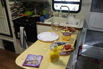 Smart Rv Hacks Table Remodel Ideas On A Budget36