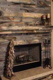 Unique Wood Walls Design Ideas For Your Home14