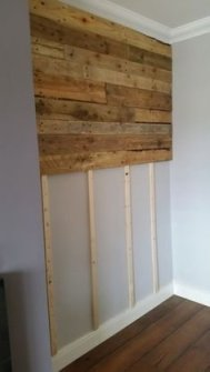 Unique Wood Walls Design Ideas For Your Home26