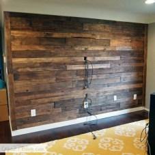 Unique Wood Walls Design Ideas For Your Home38