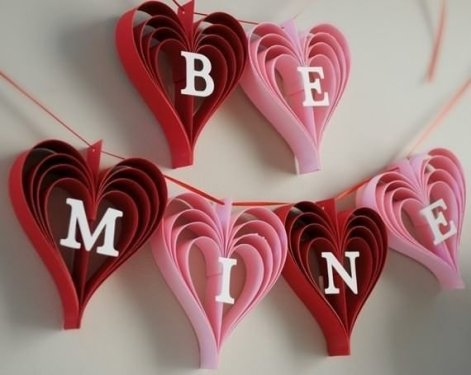 Wonderful Handmade Decorations Ideas For Valentines Day 06