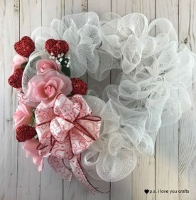 Wonderful Handmade Decorations Ideas For Valentines Day 18