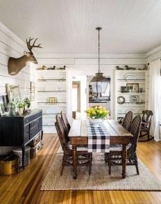 Adorable Farmhouse Dining Room Design Ideas03