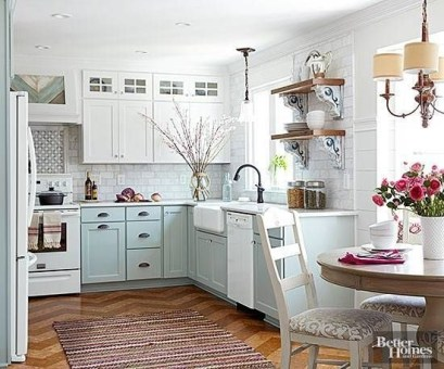 Affordable Small Kitchen Remodel Ideas33