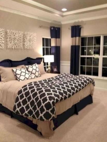 Awesome Master Bedroom Design Ideas14