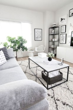 Awesome Small Living Room Decor Ideas On A Budget15