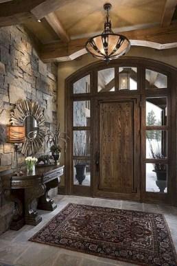 Beautiful Rustic Entryway Decor Ideas06