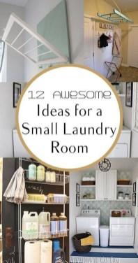 Brilliant Small Laundry Room Decor Ideas09