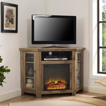 Cool Electric Fireplace Designs Ideas For Living Room02