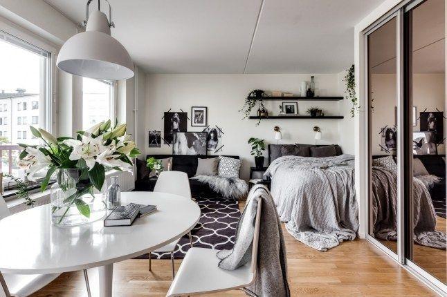 Inexpensive Apartment Studio Decorating Ideas18
