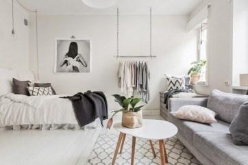 Inexpensive Apartment Studio Decorating Ideas19