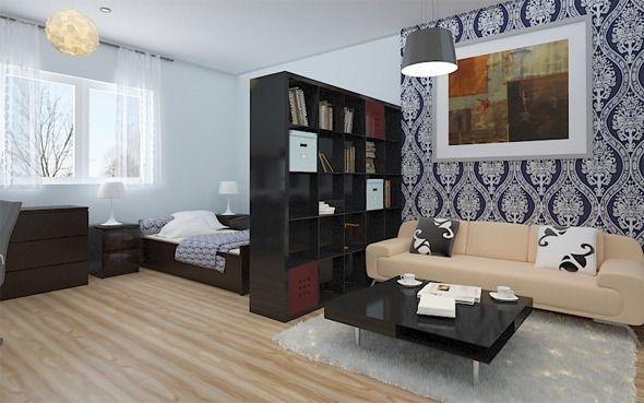 Inexpensive Apartment Studio Decorating Ideas25