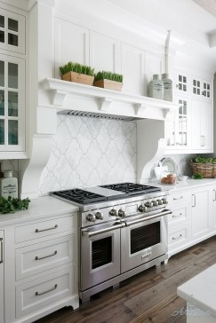 Latest Kitchen Backsplash Tile Ideas25