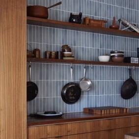 Latest Kitchen Backsplash Tile Ideas29