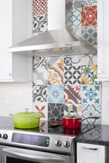 Latest Kitchen Backsplash Tile Ideas33