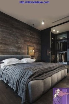 Lovely Masculine Boho Bedroom Designs17