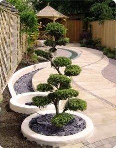 Minimalist Japanese Garden Ideas05