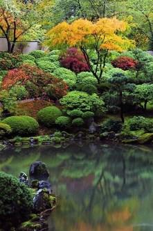 Minimalist Japanese Garden Ideas37