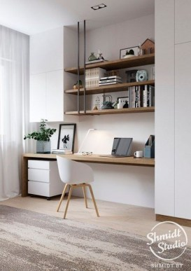 Modern Home Office Design Ideas17