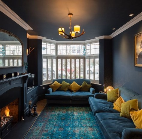 Perfect Scandinavian Living Room Design Ideas33