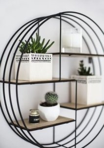 Simple Wall Plants Decorating Ideas37