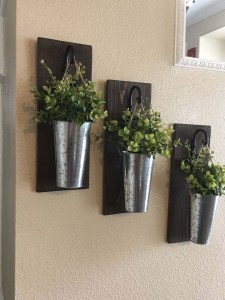 Simple Wall Plants Decorating Ideas40