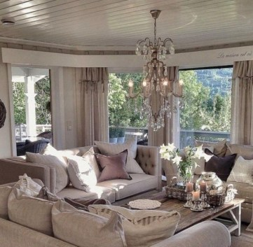 Smart Farmhouse Living Room Design Ideas05