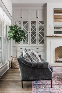 Smart Farmhouse Living Room Design Ideas33